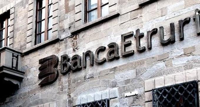 La Banca Etruria non è solvente