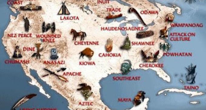 L'Olocausto Dimenticato dei Nativi Americani
