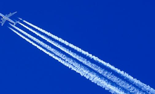 Ex pilota commerciale si unisce alla lotta per fermare la geoingegneria?