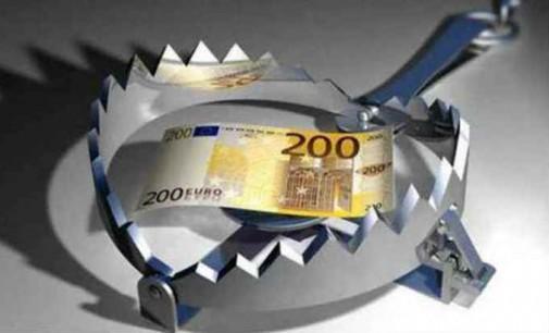 Unimpresa: Gli interessi delle banche per aziende e famiglie salgono fino al 25%