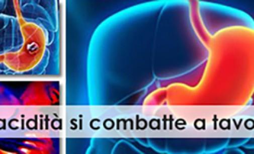 Acidità di stomaco, reflusso gastrico… Invece dei farmaci… Si combatte anche a tavola.