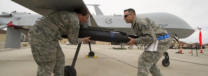 A Sigonella il centro satellitare per teleguidare i droni killer USA