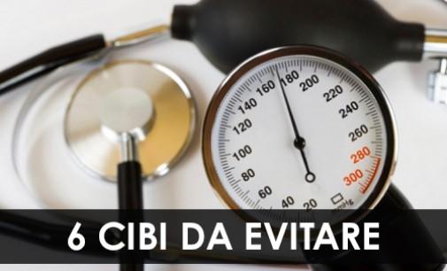 """PROBLEMI DI PRESSIONE ALTA? …STIAMO ATTENTI A """"QUEI 6""""!"""