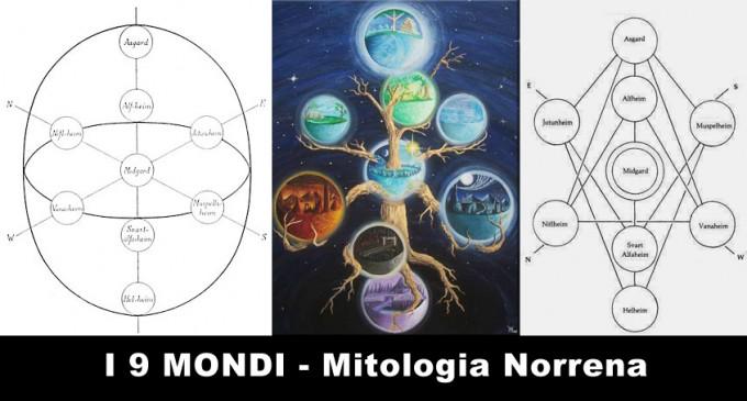 I 9 MONDI – Cosmologia Norrena