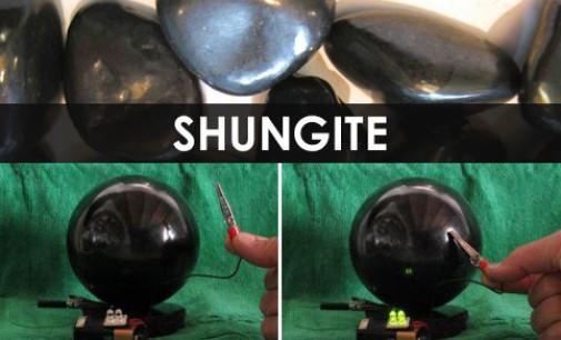 SHUNGITE – Pietra di vita