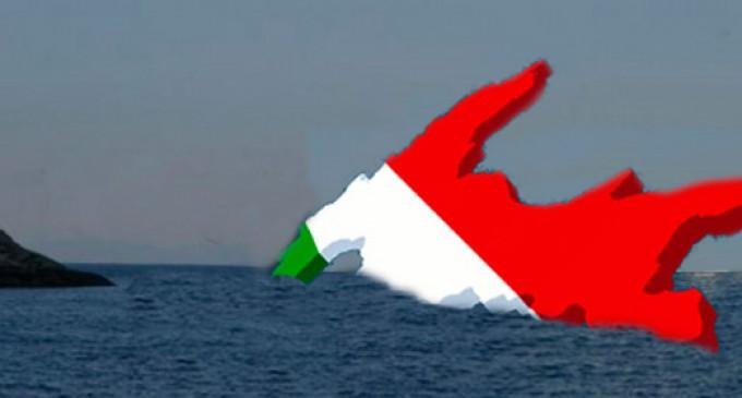 DA LONDRA RIVELAZIONE CHOC: MASSIMO 10 ANNI E L'ITALIA SARA' UNA NAZIONE FINITA